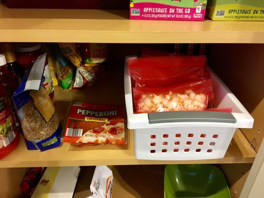 Simple Prep Of School Lunches Practigal Simplify