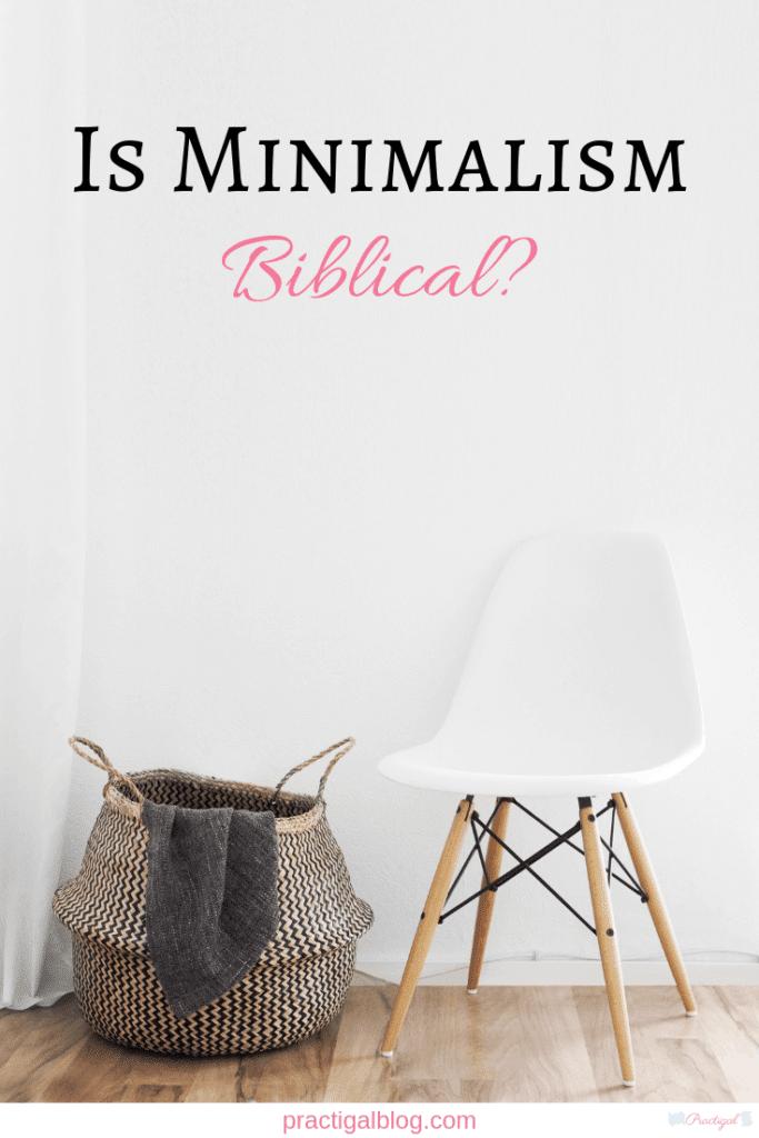 Minimalism And The Christian Life Is Minimalism Biblical Practigal Blog